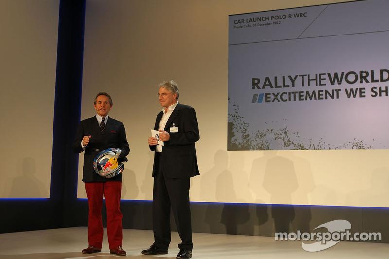 Презентация Volkswagen Polo R WRC, презентация.