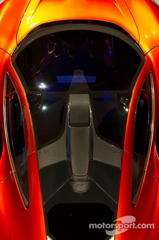 McLaren P1 koetswerk
