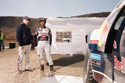 Timo Gottschalk and Nasser Al-Attiyah