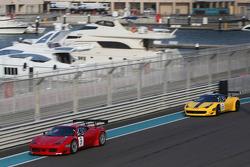 #2 AF Corse Ferrari 458 Italia: Stéphane Sarrazin, Nicolas Minassian, Enzo Potolicchio