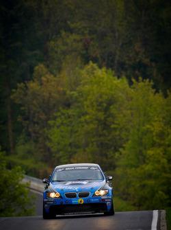#102 BMW M3 GT4: Tobias Haider, Jörg Weidinger