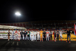 The ROC 2012 drivers