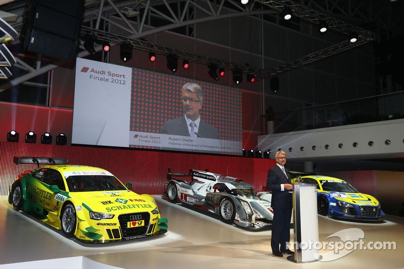 Rupert Stadler, bestuurslid Audi