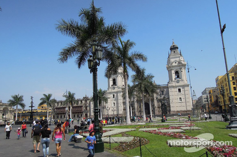 Lima, Peru, Atmosphäre