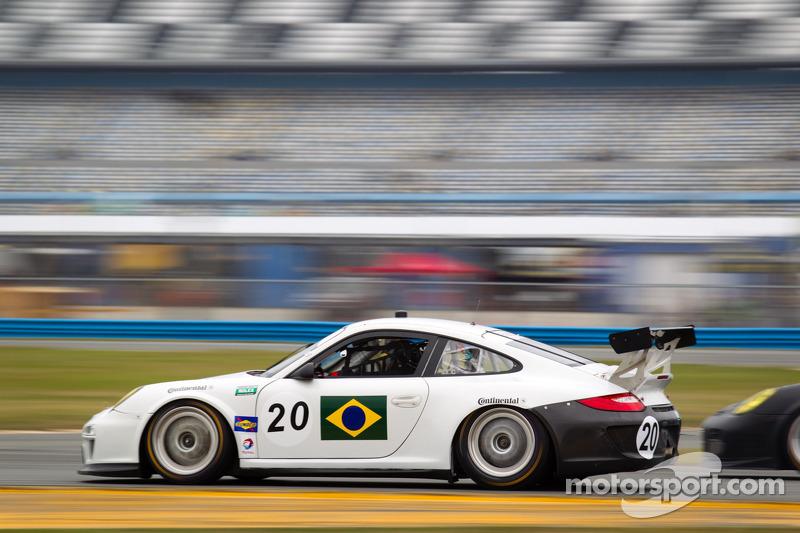 #20 Dener Motorsport Porsche GT3: Constantino Junior, Clemente Lunardi, Marcel Visconde, Max Wilson