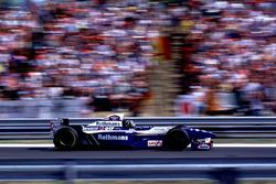 Damon Hill, Williams Renault