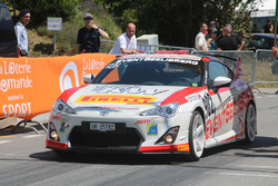 Aurelio Demski, Toyota GT86, Swiss Race Academy, Start