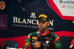 #97 Oman Racing Team with TF Sport Aston Martin V12 GT3:  Jonny Adam