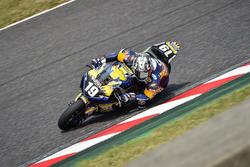 #19 Moriwaki Motul Racing Honda: Yuki Takahashi, Ryuichi Kiyonari, Dan Linfoot
