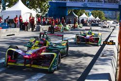 Daniel Abt, ABT Schaeffler Audi Sport, Lucas di Grassi, ABT Schaeffler Audi Sport