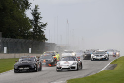 #59 KohR Motorsports Ford Mustang: Dean Martin, Jack Roush Jr., #28 RS1 Porsche Cayman GT4: Dillon Machavern, Dylan Murcott