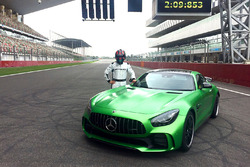 Mercedes-AMG GT R Buddh rekoru