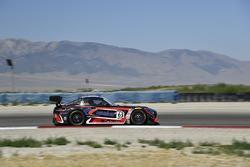 #63 DXDT Racing Mercedes AMG GT3: Aaron Povoledo, David Askew