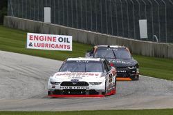 Austin Cindric, Team Penske Ford e Justin Marks, Katerra Chevrolet Camaro