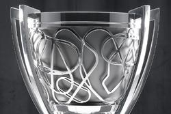 Presentación trofeo NASCAR Cup