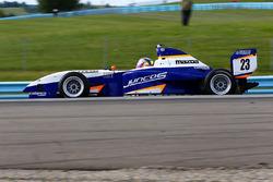 Victor Franzoni, Juncos Racing