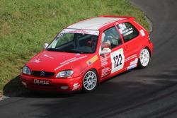 Denis Thievent, Citroën Saxo, Rennen, Ecurie des Ordons