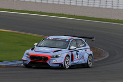 Hyundai i30 N TCR Valencia testi