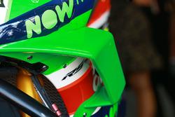 Aleix Espargaro, Aprilia Racing Team Gresini, dettaglio della carena