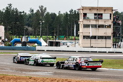 Christian Ledesma, Las Toscas Racing Chevrolet, Agustin Canapino, Jet Racing Chevrolet, Matias Rossi, Nova Racing Ford