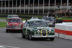 St Mary's Trophy Part 1 Frank Stippler Jaguar Mk1