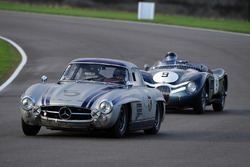 Freddie March Memorial Trophy: Jochen Mass Mercedes Benz 500SL