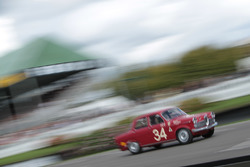 1959 Alfa Romeo Giulietta, Steve Soper