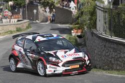 Каетан Каетанович и Ярослав Баран, Ford Fiesta R5, LOTOS Rally Team