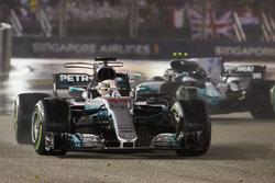 Льюіс Хемілтон, Валттері Боттас, Mercedes AMG F1 W08