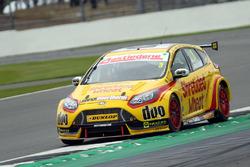 Mat Jackson, Motorbase Performance Ford Focus