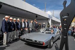 Lamborghini & Design - Omaggio a Le Corbusier