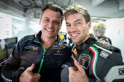 #63 GRT Grasser Racing Team, Lamborghini Huracán GT3: Christian Engelhart mit Gottfried Grasser, Grasser Racing Tea