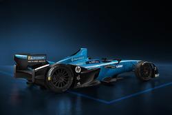 Renault e.Dams'ın yeni renk düzeni