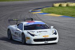 #234 Ferrari of Houston Ferrari 458 Challenge: James Walker