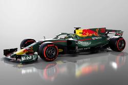 Red Bull Racing в ливрее Aston Martin