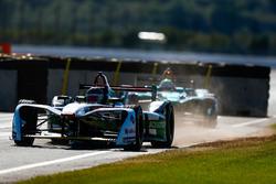 Daniel Abt, Audi Sport ABT Schaeffler y Oliver Turvey, NIO Formula E Team