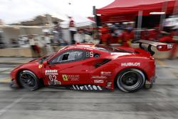 #62 Risi Competizione Ferrari 488 GTE: Тоні Віландер, Джанкарло Фізікелла, Алессандро П'єр Гуіді