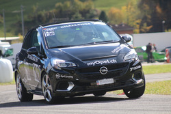 Elio Barbezat, Opel Corsa OPC, Guex Motorsport, Course 2