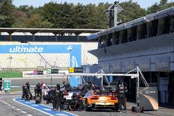 Пит-стоп: Маро Энгель, Mercedes-AMG Team HWA, Mercedes-AMG C63 DTM