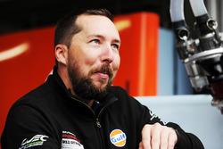 Mike Hedlund, Gulf Racing