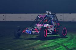 Autograss Racing in de live action arena