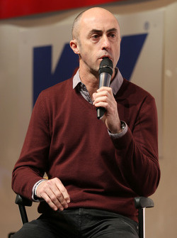 David Brabham, no Autosport Stage