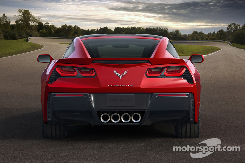 Презентация Chevrolet Corvette Stingray, особое событие.