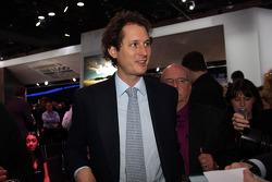 John Elkann (ITA), President Fiat