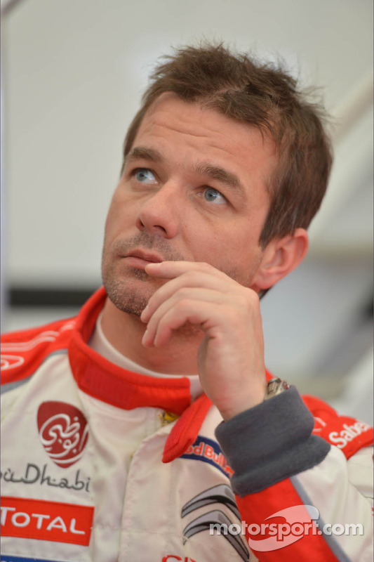 Sébastien Loeb, Citroën DS3 WRC, Citroën Total Abu Dhabi World Rali Team