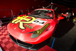 #24 Ferrari of Beverly Hills 458TP