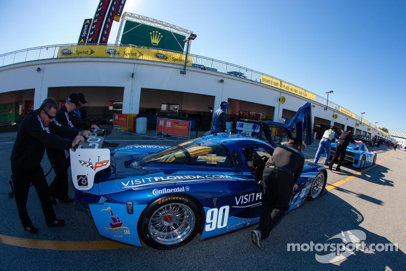 #90 Spirit Of Daytona Corvette DP