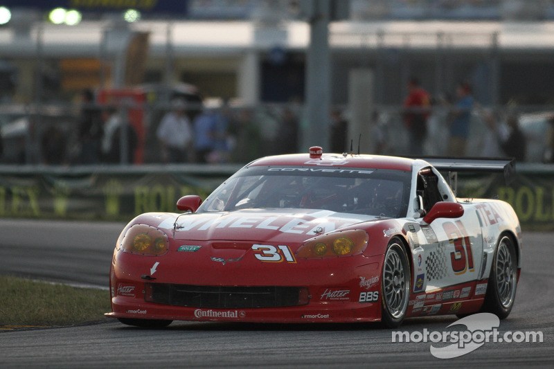 #31 Marsh Racing Corvette: Eric Curran, Boris Said, Lawson Aschenbach, Brandon Davis