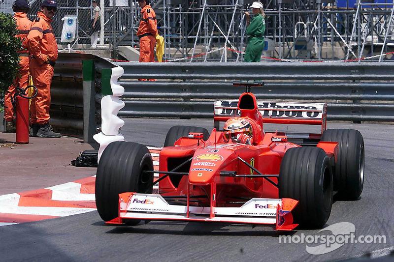 Гран При Монако 2000
