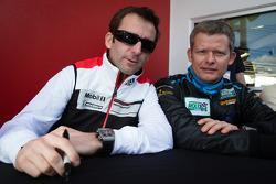 Romain Dumas and Emmanuel Collard